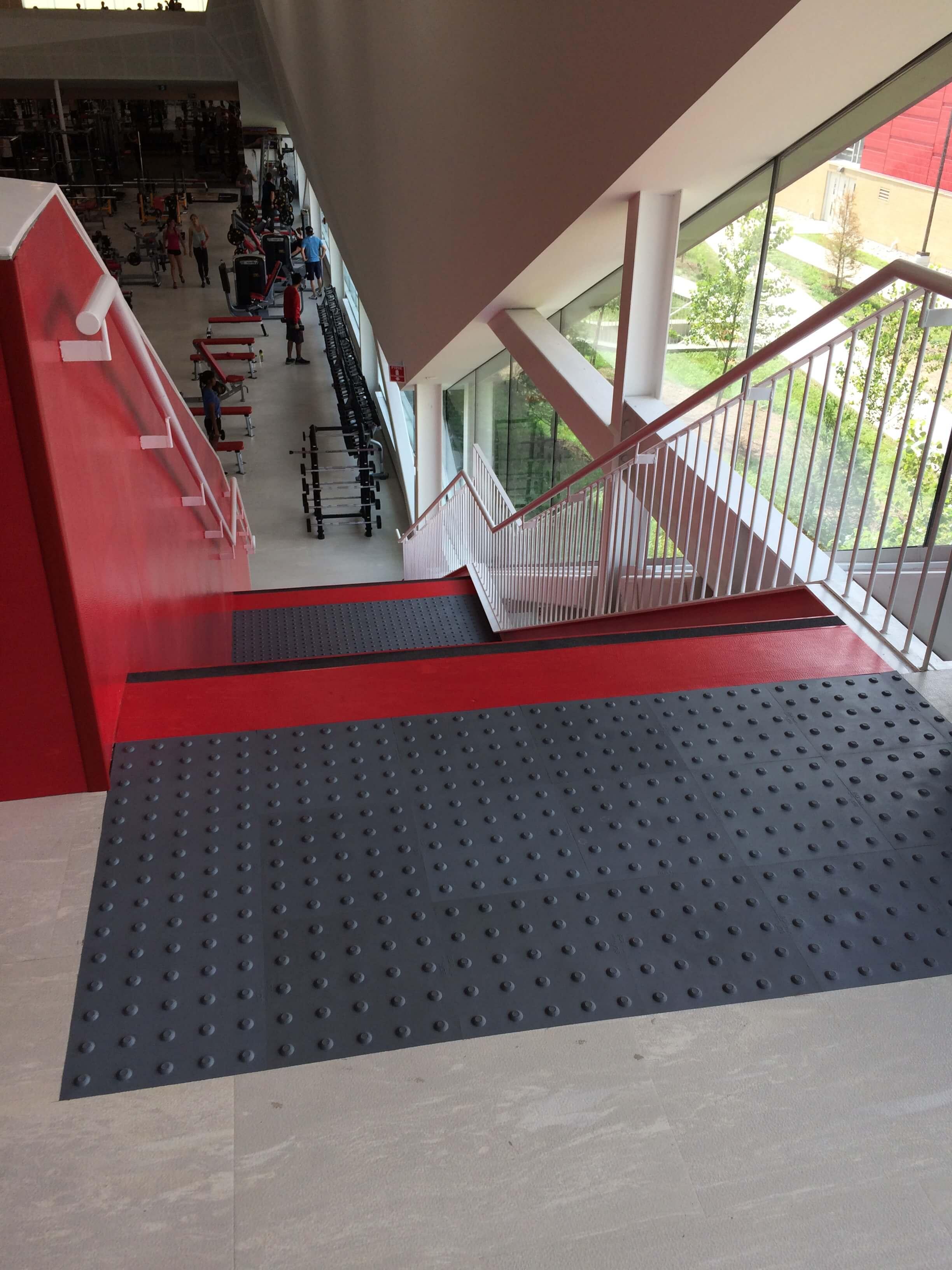 in g townhouse flooring floor garage brian project tile b