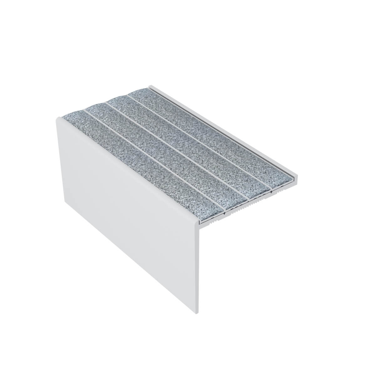RF7B160 RESILIENT FLOORING STAIR NOSINGS