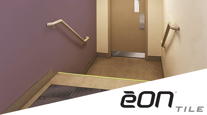 Eon Tile durable and flexible tactile indicator