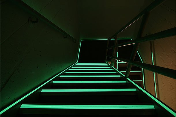Ecoglo Luminous Stair Cases