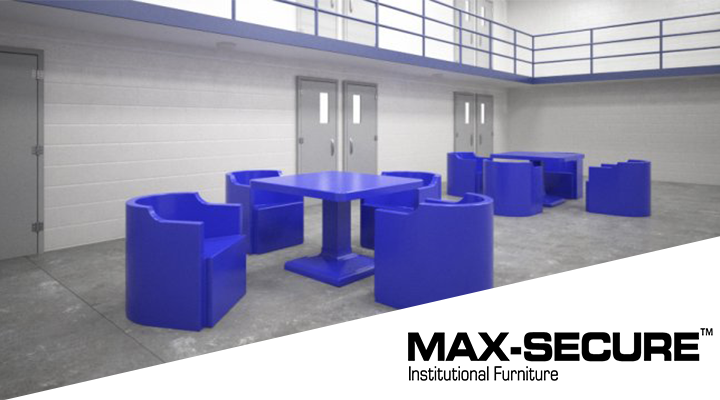 MAX-SECURE® ENDURA DINING TABLE