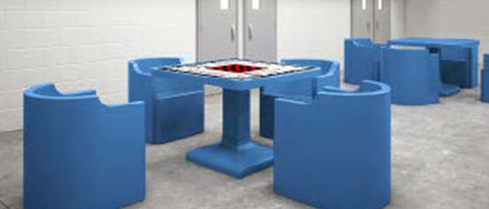 MAX-SECURE® ENDURA GAME TABLE