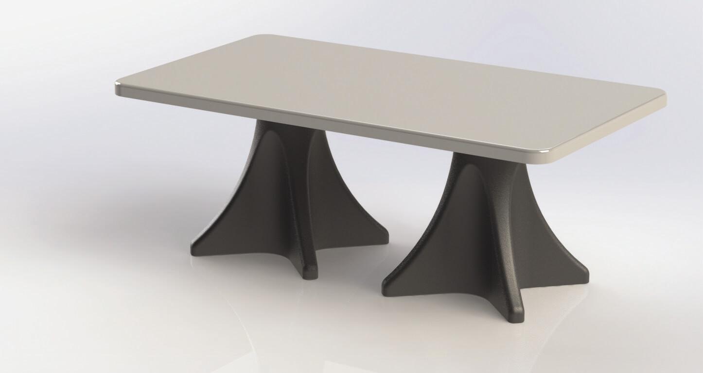 ESTILO DINING TABLE EXTENDED ES 4000-1D