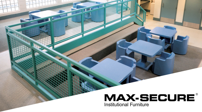 Max-Secure Institutional Furniture Jail Furniture Prison Furniture