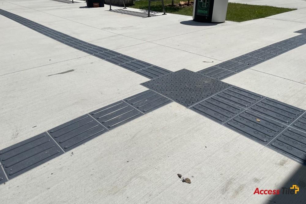 Directional Wayfinding installed at Waterloo Park